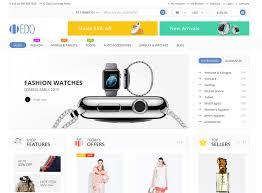 Ecommerce Website Template Fascinating 28 Best Ecommerce Website Templates Free Premium FreshDesignweb