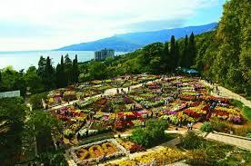 Никитский Ботанический сад в Крыму история фото факты Никитский Ботанический сад собрание уникальных растений