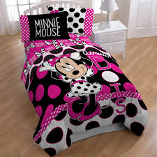 jay franco and sons disney minnie twin comforter