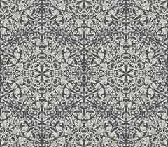 black and white vintage floral wallpaper. Wonderful White Dark Grey And White Vintage Floral Wallpaper Pattern Vector Illustration  Stock Vector  80227445 In Black And White Vintage Floral Wallpaper