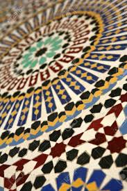 moroccan mosaic tilework details shallow dof stock photo 9672164 tile work a48 work