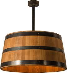 meyda tiffany 188971 whiskey barrel country drum pendant light fixture loading zoom