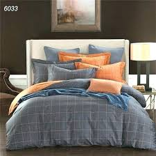 orange bedding sets bed sheets glamorous and blue burnt colored orange bedding sets