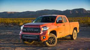 2015 Toyota Tundra TRD Pro Double Cab review notes | Autoweek