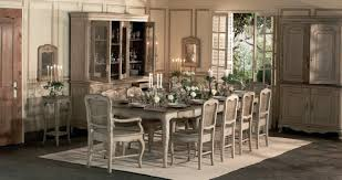 Country Dining Room Sets - French country dining room set