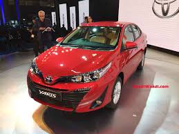 2018 Toyota Yaris India Launch Date, Price, Engine, Specs, Features