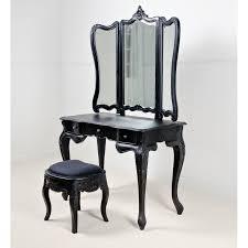 Makeup Vanity Desk Bedroom Furniture Beauty Desk With Mirror Hostgarcia
