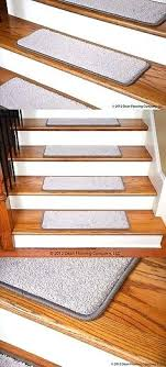 bullnose wood stair treads braided