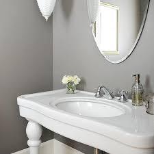 frameless bathroom vanity mirror. White And Grey Bathroom Frameless Bathroom Vanity Mirror A