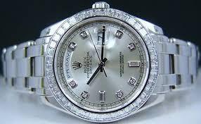 swiss watches rolex mens platinum masterpiece silver diamond rolex mens platinum masterpiece silver diamond pearlmaster model 18956