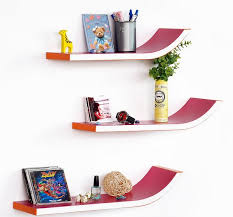 Small Picture 15 Decorative Wooden Wall Shelves Home Design Lover