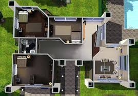 house layouts for sims 3 cool design modern house plan sims 3 the building on decor house layouts for sims