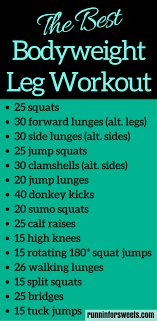 the ultimate 20 minute leg workout at home workouts bodyweight strength abs
