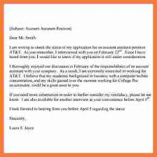 9 Interview Followup Email Marital Settlements Information