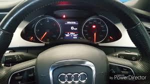 Audi Q5 Oil Light Audi A4 Oil Light Reset How To Reset Service Light