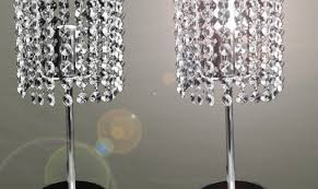 acrylic crystal chandelier stand replacementarts black crystals large strands archived on interior with post floor