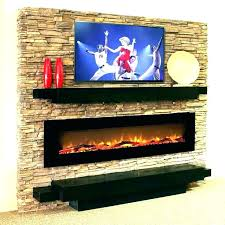 electric fireplace s low profile fireplaces