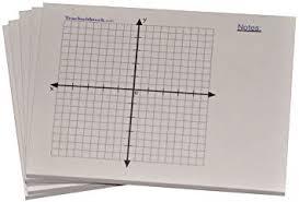 Amazon Com Sticky Note Mini Graph Pads 5 Count Graph Paper