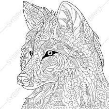 891.02 kb, 1505 x 1503. Wolves Coloring Pages Pictures Whitesbelfast