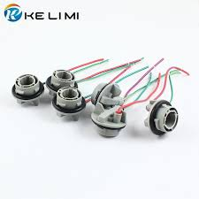 1156 led light lamps holder socket adapter base 1156 ba15s p21w harness wire adapters sockets plug lights on car lights on cars from led2del 1 21 dhgate