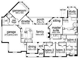 level 1 single floor 4 bedroom house plans kerala single story 5 Modern House Plan In Ghana eplans tudor house plan four bedroom tudor 3191 square feet and 4 bedrooms 5 bedroom 3 modern house plan in ghana