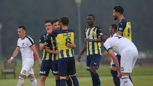 Fenerbahçe ilk hazırlık maçına çıktı – Sözcü Gazetesi