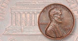 Lincoln Memorial Penny Values Chart Texas Mother Finds 1969 S Lincoln Doubled Die Obverse Cent