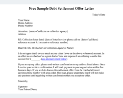 Debt Letter Templates