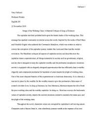 writing about literature writing teacher tools literary theory sample essay