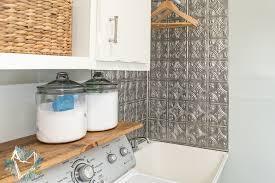 Utility Sink Backsplash Custom Ideas