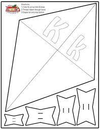 Free Printable Kite Template Kite Template Printable Mebelmag