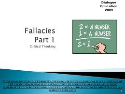 Logical Fallacies You Should Know Before Getting Into a Debate SlidePlayer