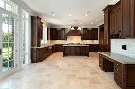 Floor Tile For Kitchen Brilliant Top Kitchen Floor Tile Ideas Home Design Photos Also