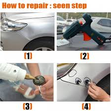 super pdr diy hand tool dent removal paintless dent repair pops a dent pulling bridge for
