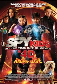 spy kids 4 all the time in the world 2011