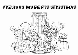 Baby Jesus Manger Scene Coloring Page In Christian Christmas Pages
