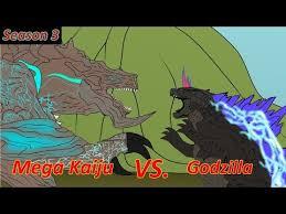 Videos Matching Godzilla Legendary Vs Mega Kaiju Pacific