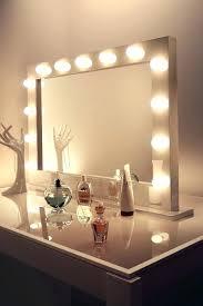 mirror with led lights light bulb vanity bulbs best design glow long makeup diy
