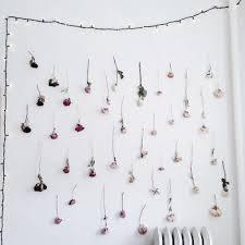 Flower Wall Diy Ombre Dried Flower Wall Juliette Laura