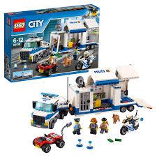 <b>Конструктор LEGO City</b> 60139 Мобильный командный центр ...