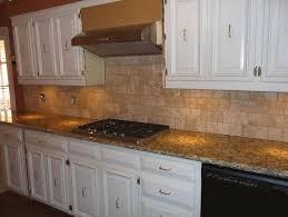 kitchen backsplash ideas with santa cecilia granite 28 backsplash ideas for busy granite countertops