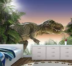 Dinosaurs Wall Mural Photo Wallpaper ...