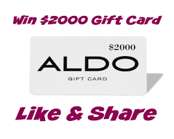 aldo shoes win a 2000 aldo shoes gift card canadian freebies sweepstakes deals canadianfreestuff