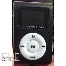Máy Nghe Nhạc Mp3 Mini Màn Hình Lcd Kích Thước Nhỏ Gọn - Máy Nghe Nhạc