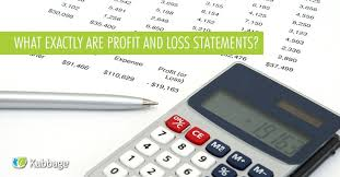 Statement Of Profit And Loss What Exactly Are Profit And Loss Statements