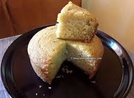 Eggless Sponge Cake In Pressure Cooker No Buttercondensed Milk
