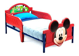 mickey mouse toddler bed sheets bedroom set full size of