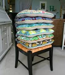 diy chair cushions with plete instructions