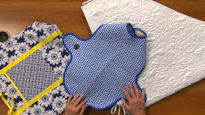 Working with PreQuilted Fabric | National Quilters Circle & In this session you will get a brief overview of everything you will learn  in the class along with the evolution of pre-quilted fabric over the years. Adamdwight.com