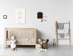 scandinavian nursery furniture. The Furniture Is Made From European Birch Wood In Three Colours, White, Whitewash Or Soft Grey And Range Includes A Full Suite Of Complimenting Pieces Scandinavian Nursery .